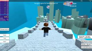 ROBLOX: Speed Run 4 - 16 Levels NMS in 6:29.76 (FWR)