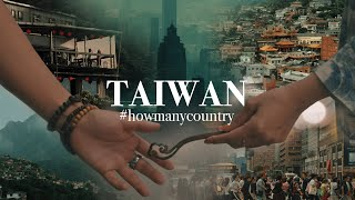 TAIWAN | How Many Country