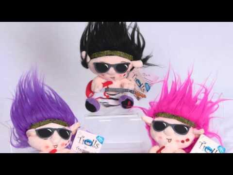 Jimmy Fallon Troll Dolls