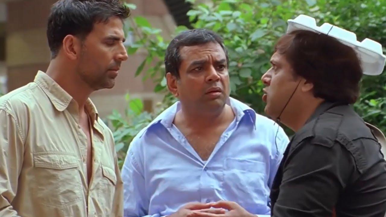 Download Bhagam Bhag (2006) -  Part 6   Akshay Kumar, Govinda, Paresh Rawal   Bollywood Comedy Movie