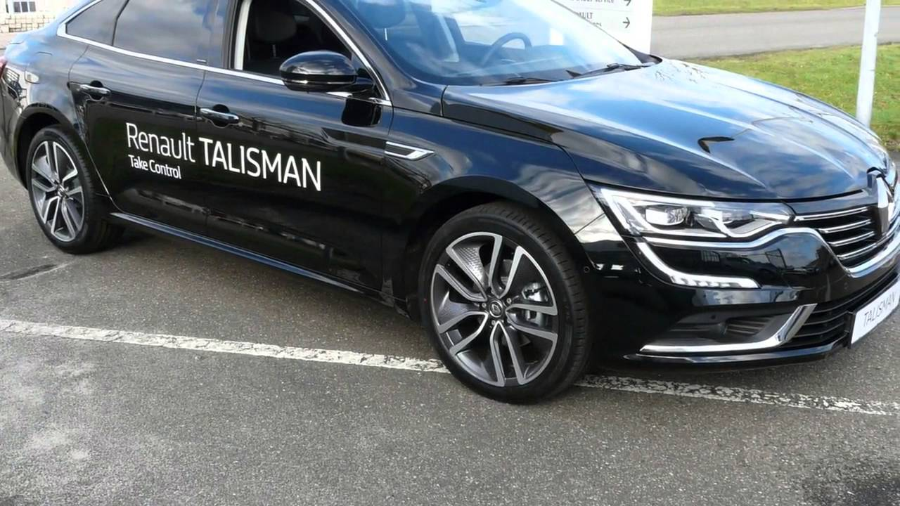 renault talisman 1 5 dci intens youtube. Black Bedroom Furniture Sets. Home Design Ideas