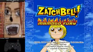 Zatch Bell! Mamodo Fury any% Speedrun (NGC) - 1:19:17