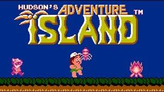 [NES 60fps] Adventure Island Longplay