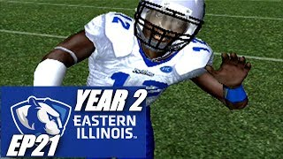 GAME OF HIS LIFE - EASTERN ILLINOIS DYNASTY - NCAA FOOTBALL 06 - EP21