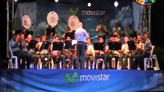 PRESENTACION DE EL CUERPO MUSICAL DEL EJERCITO DE NICARAGUA 18-09-13 (RESUMEN RTV PRODUCCIONES )