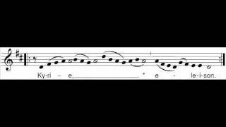 Kyrie Eleison - Missa de Angelis