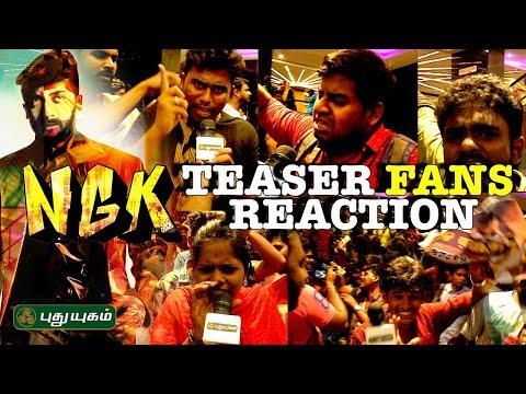 NGK Teaser Fans Reaction | Suriya | Sai Pallavi | Rakul Preet | Yuvan