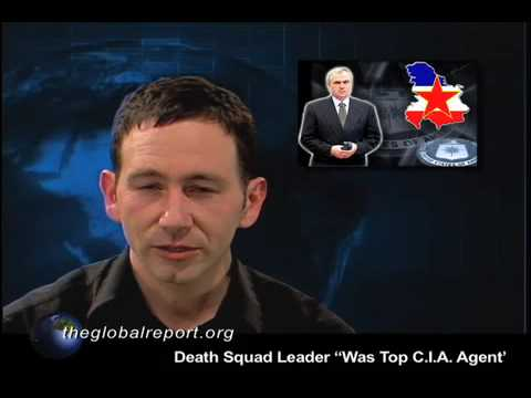 Death Squad Leader Was Top C.I.A. Agent