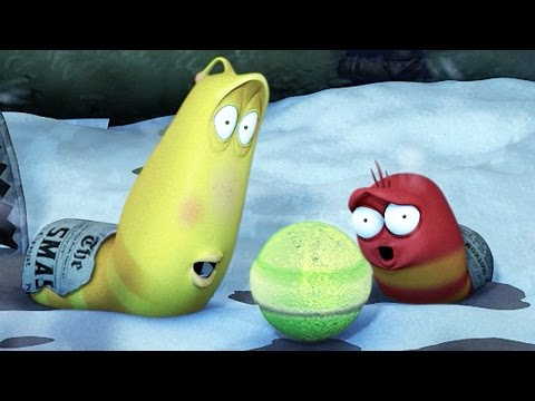LARVA | SNOWBALL FIGHT | 2017 Full Movie Cartoon | Cartoons For Children
