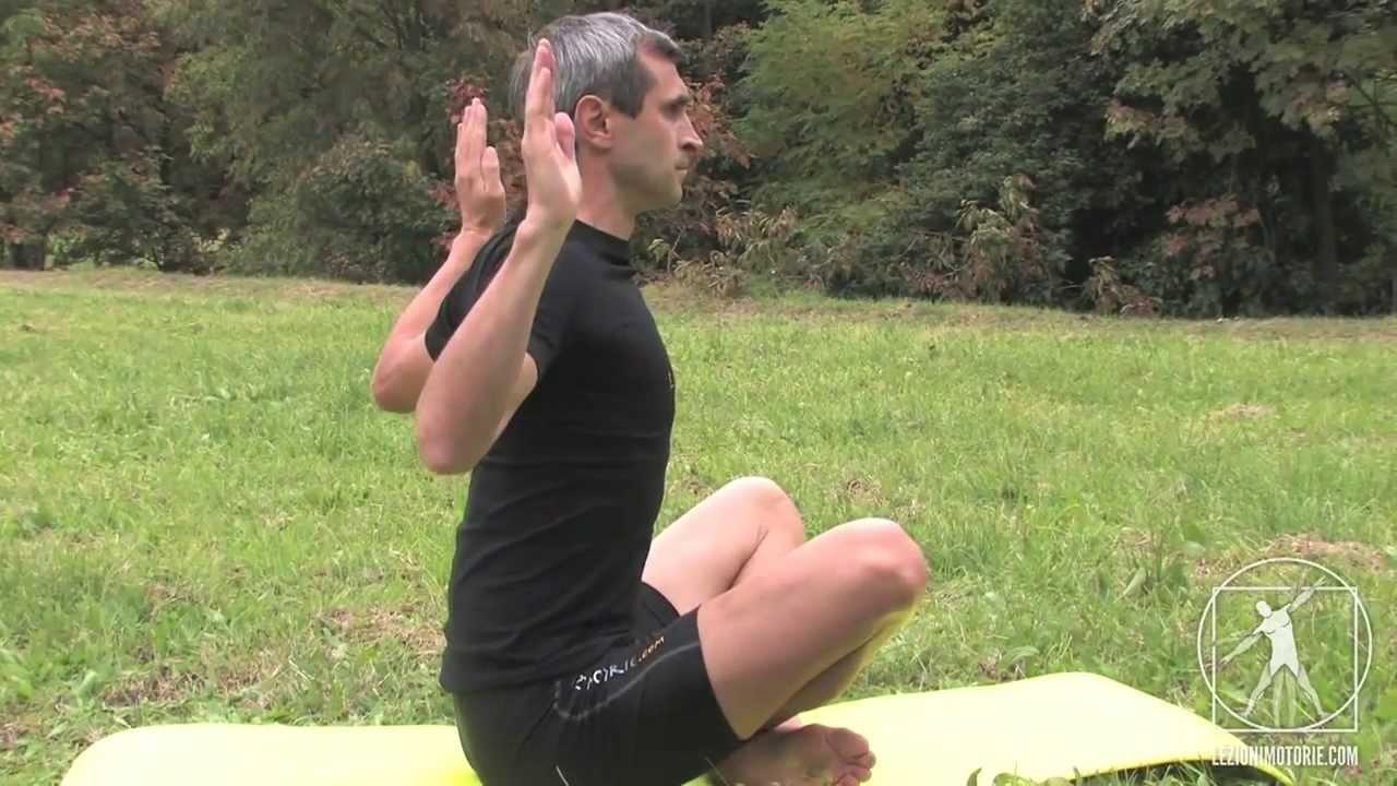 Famoso Postura corretta: che fatica sulle spalle! - YouTube II65