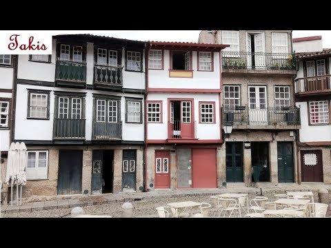 A walk in Guimarães - Portugal