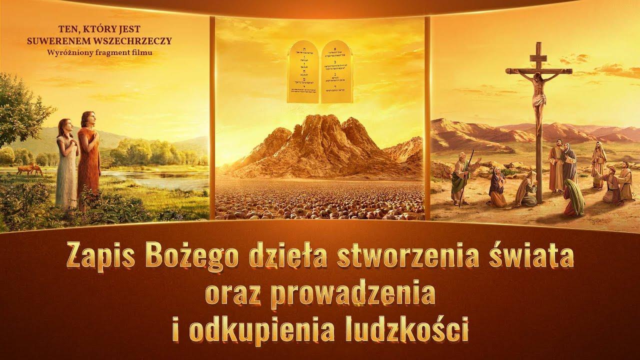 """Chrześcijański film dokumentalny """"Zapis Bożego dzieła stworzenia świata oraz prowadzenia i odkupienia ludzkości"""" (klip 2)"""