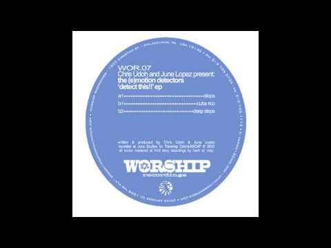 Chris Udoh, June Lopez- Deep Steps (Original Mix)