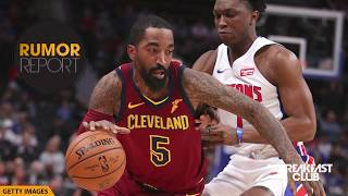JR Smith Lands In Hot Water With The League For 'Exposing Too Much' On IG Live