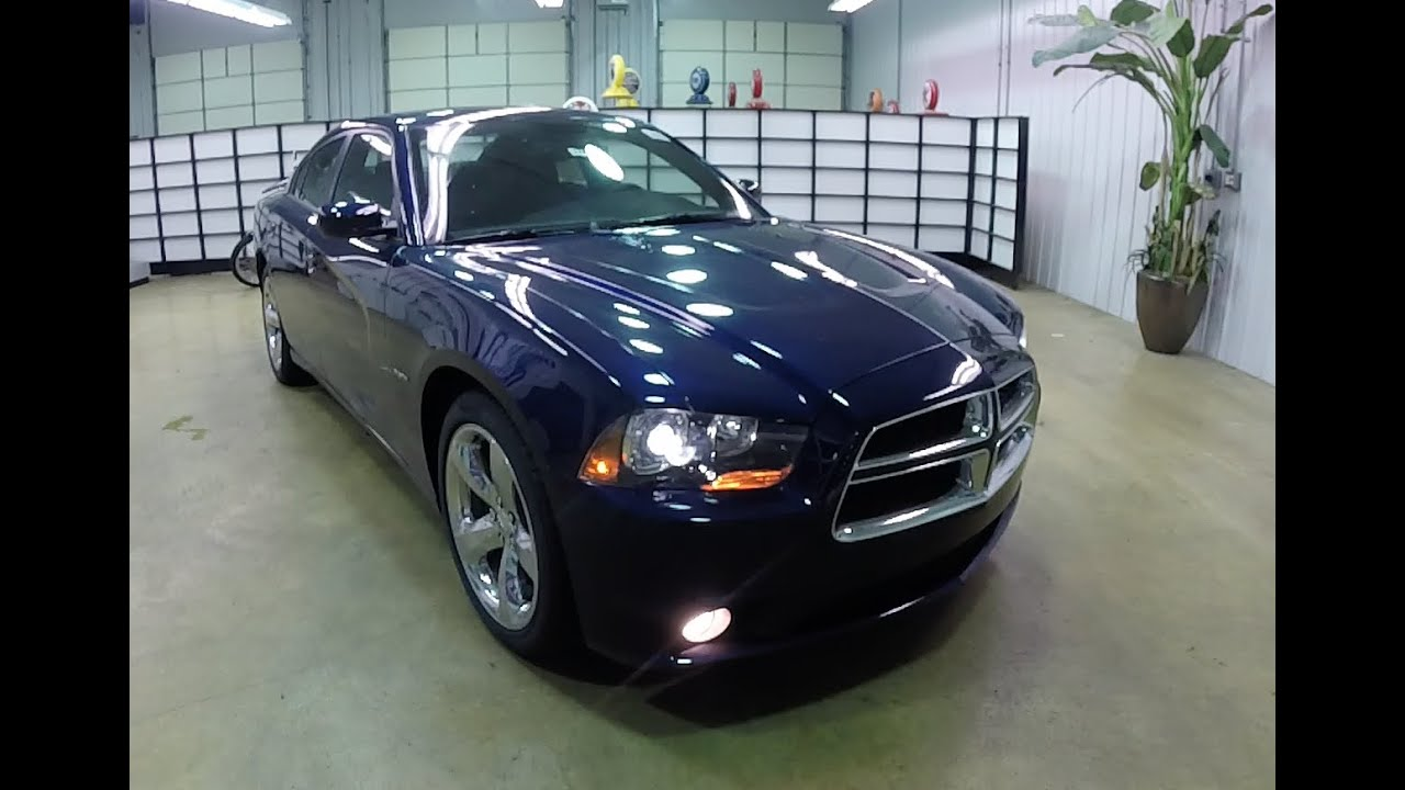 2014 dodge charger rt blue chrome wheels hemi martinsville in 17417 - Dodge Charger 2014 Dark Blue