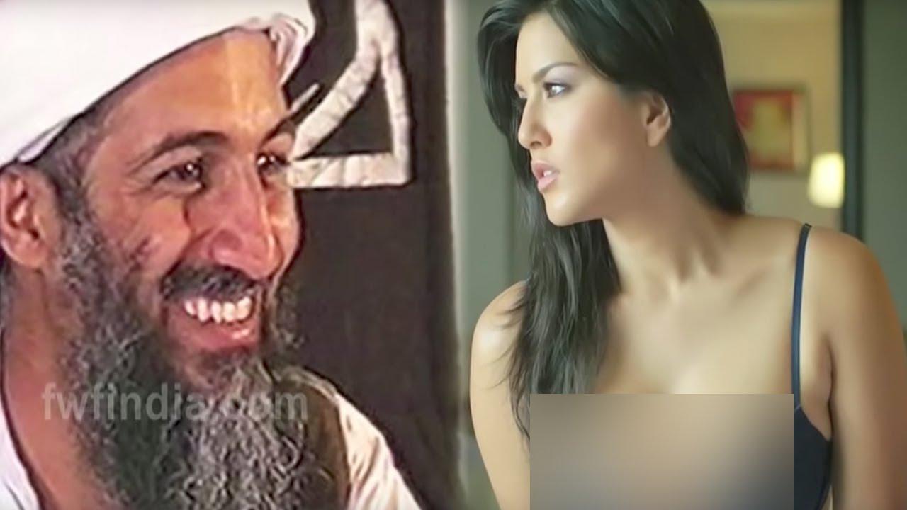 Shocking! Osama Bin Laden Addicted To Sunny Leone Video - YouTube