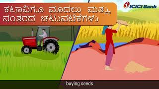 ICICI Bank Kisan Credit Card - Kannada
