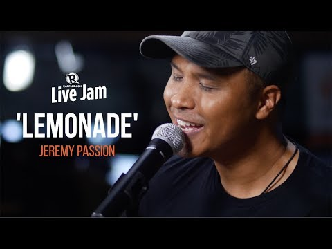 'Lemonade' – Jeremy Passion