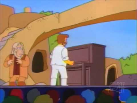 The Simpsons Dr Zaius Song HD