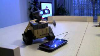 Disney Toy Wall-E, can dance