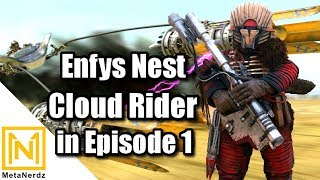 An Enfys Nest Cloud Rider was in The Phantom Menace? - Star Wars Canon Lore - MetaMoment