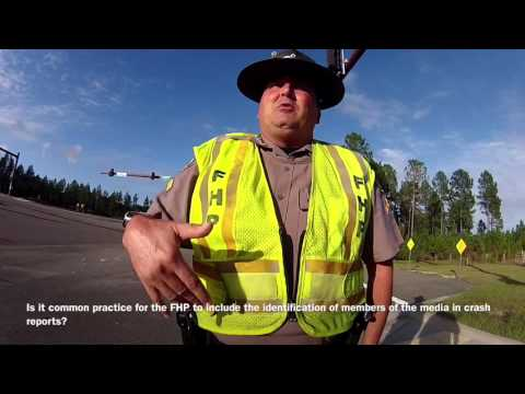 FHP Harassment Of Photographer