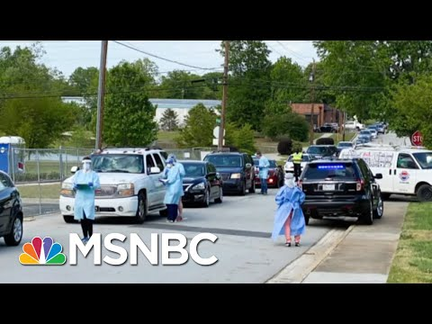 Georgia Doctor In New Coronavirus Hot Spot Braces For June Surge | The Last Word | MSNBC