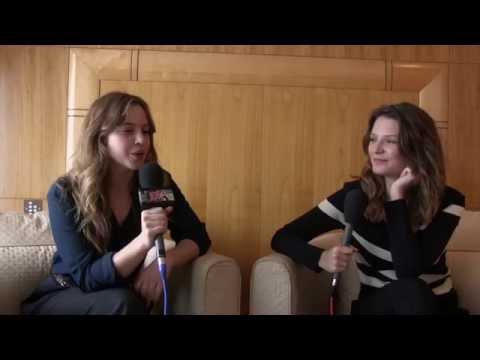 Respire Mélanie Laurent  Rencontre avec Josephine Japy et Lou De Laâge