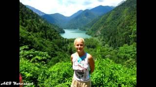 Абхазия : Гудаута, Гагра, Пицунда, Новый Афон.(Спасибо за Ваши коменты и лайки! Слайд обзор путешествия по Абхазии под музыкальное сопровождение, слегка..., 2013-07-05T17:24:19.000Z)