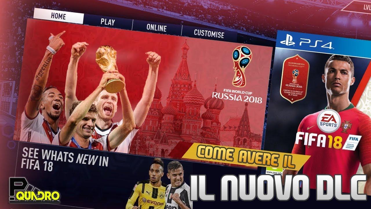 fifa 18 mondiali come