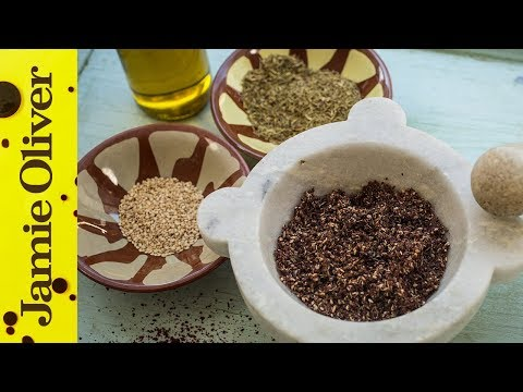 How To Make Za'atar | Dalia Dogmoch