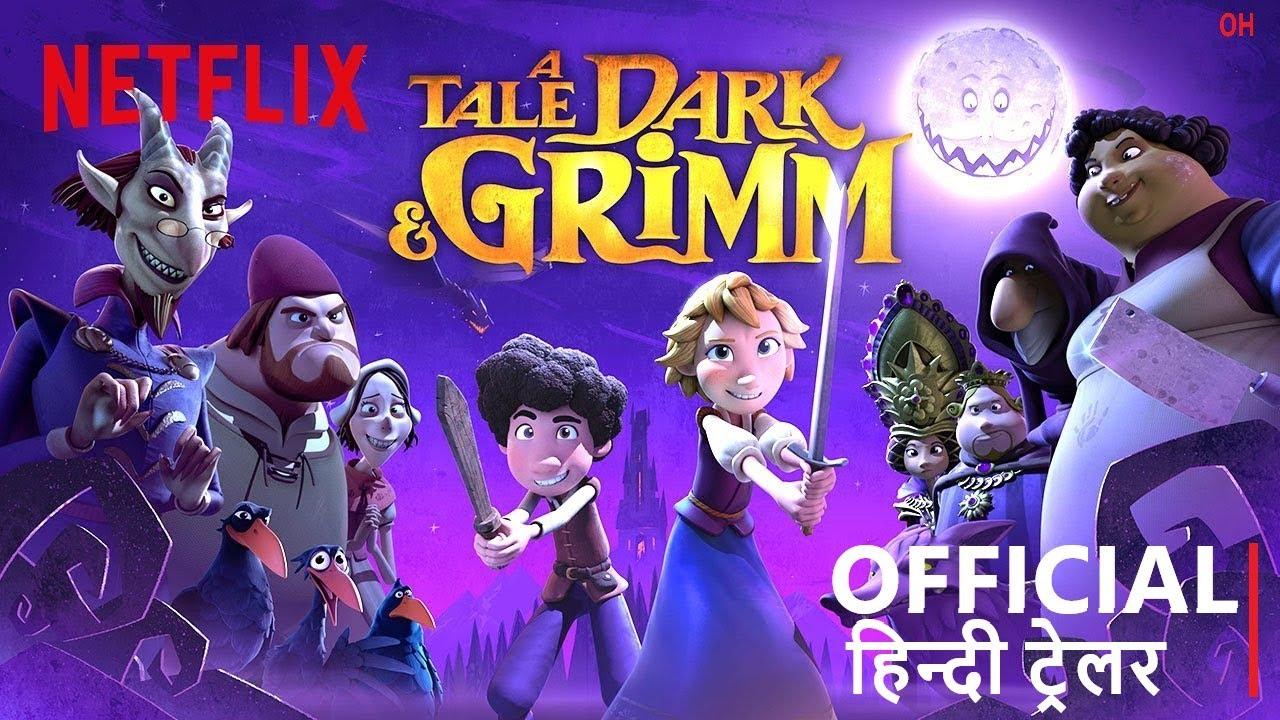 A Tale Dark & Grimm Season 1