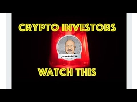 🚨WARNING for Crypto Investors – XRP BTC ETH Scams – Watch Learn Share 👊