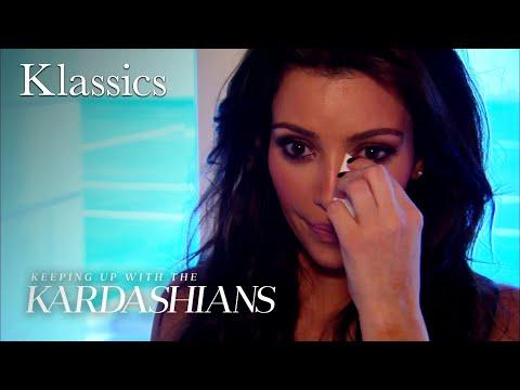 "Kim Kardashian Ends Photo Shoot After Feeling Like ""World Is Over"" | KUWTK Klassics | E!"