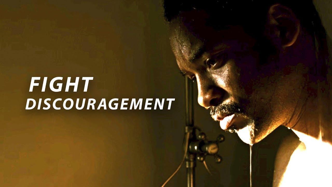 Download FIGHT DISCOURAGEMENT - Powerful Motivational Speech