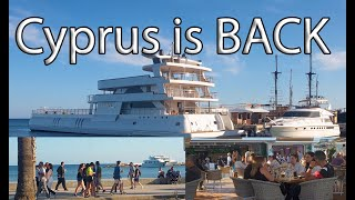 Paphos Cyprus May 31 2020 Cyprus is BACK 4K 60fps