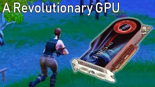 The Very First GDDR5 Graphics Card