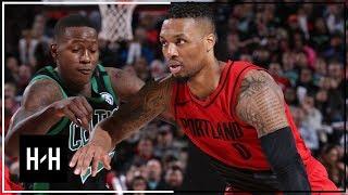 Boston Celtics vs Portland Trail Blazers - Highlights | March 23, 2018 | 2017-18 NBA Season