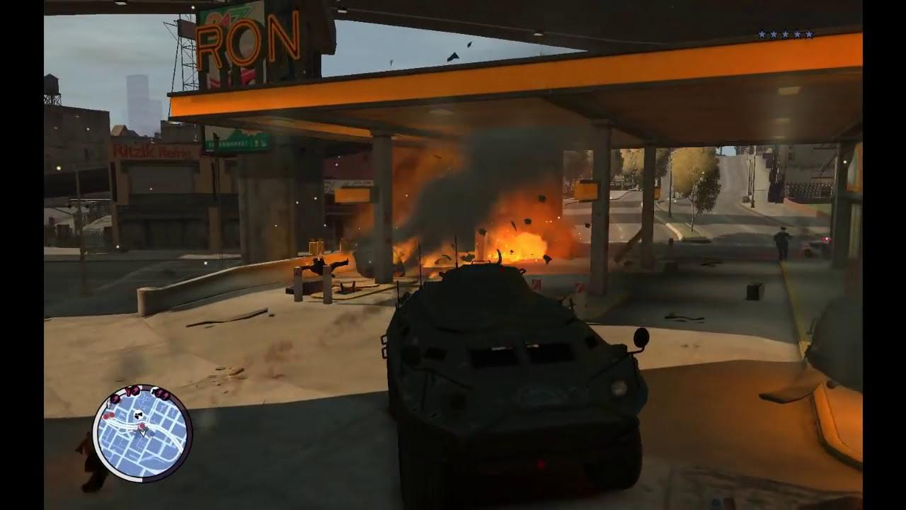 TBoGT NOOSE Tank Gameplay On 5870 Vapor X