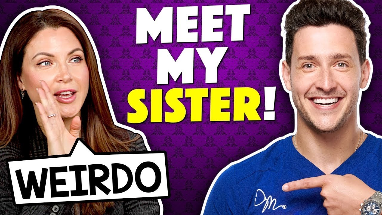 What My Sister Really Thinks Of Me | Sibling Tag