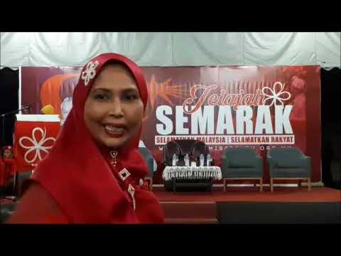 Jelajah Semarak Selamatkan Malaysia Selamatkan rakyat Di Kepala Batas Pulau Pinang [Part 1]