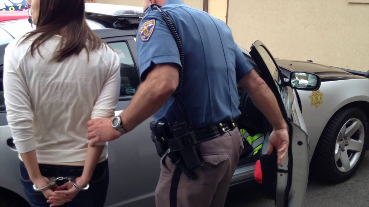 getting arrested for driving is not as as it