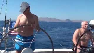 Три капитана часть 3 Путешествие на яхте 2015 год