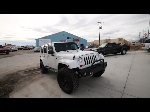 I was going to buy this Jeep Wrangler BUT..