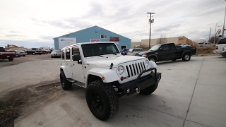 I was going to buy this Jeep Wrangler BUT.....