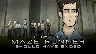 How The Maze Runner Should Have Ended