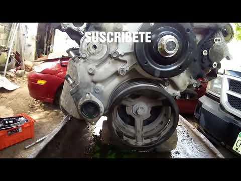 Motor desvielado DESARME 3.7 Dakota