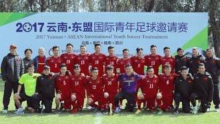tin tức 24h - U18 Việt Nam ngược dòng thắng Thái Lan