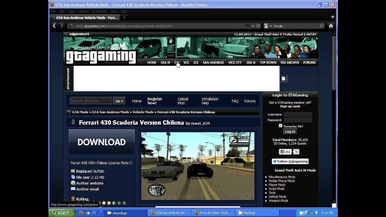 GTAGarage.com » Pimp My Car