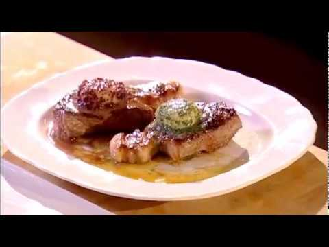 Marco Pierre White Recipe For Steak With Flavoured Butters Youtube